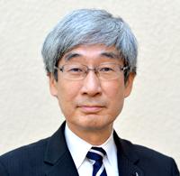 関西学院院長 田淵 結