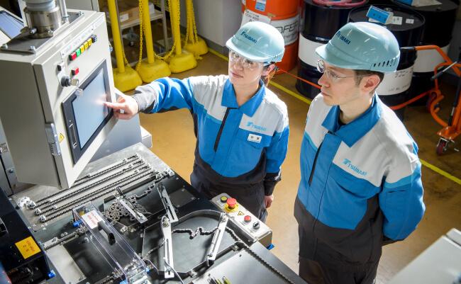 vol.3 自動車部品事業 グローバル生産体制