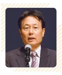 小阪博司氏