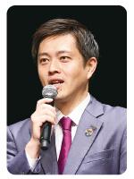 吉村洋文氏