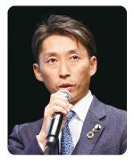 山本雅史氏