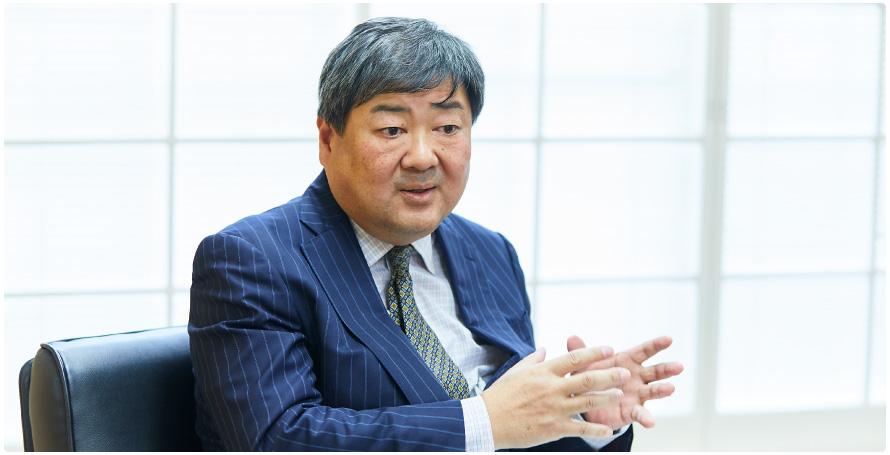 株式会社大近 中津裕彦氏