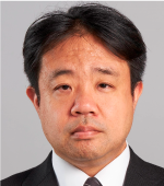 飯田剛彦氏